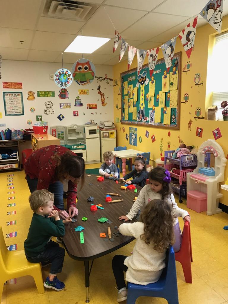 3s Room at Pre-School