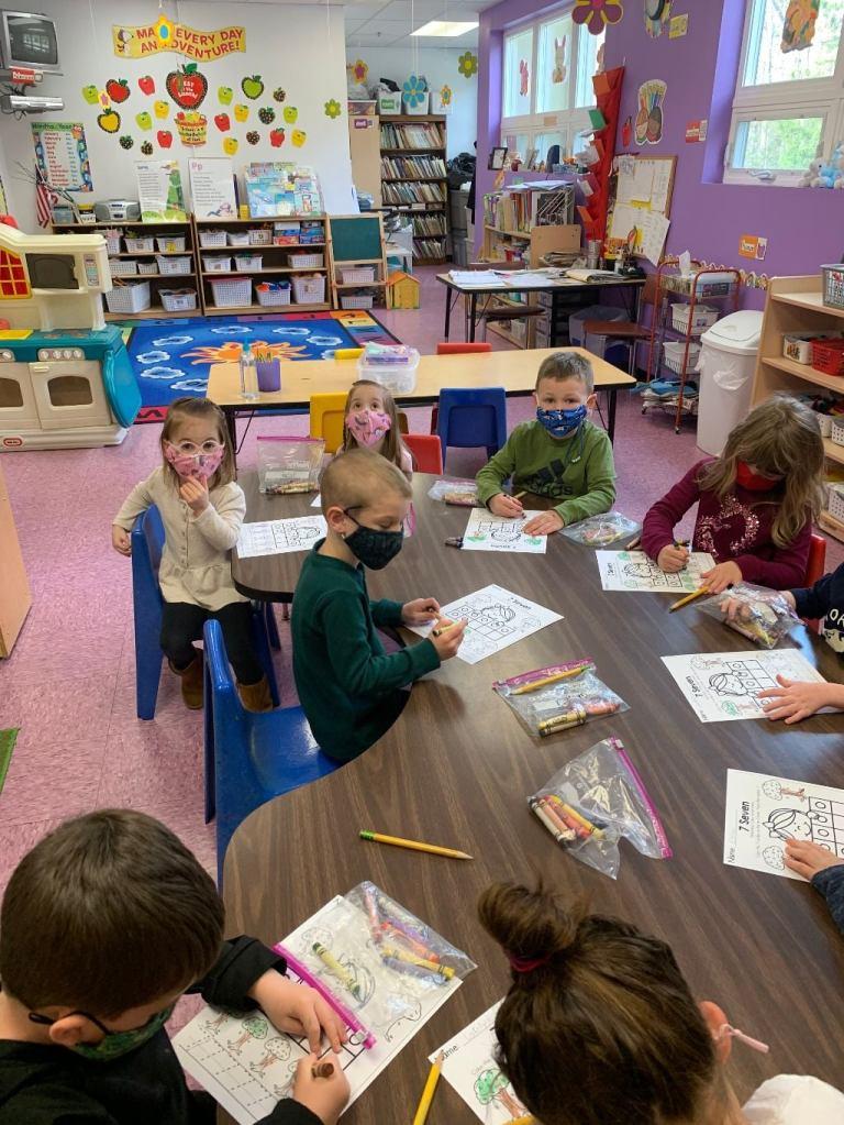 4s Room at Pre-School